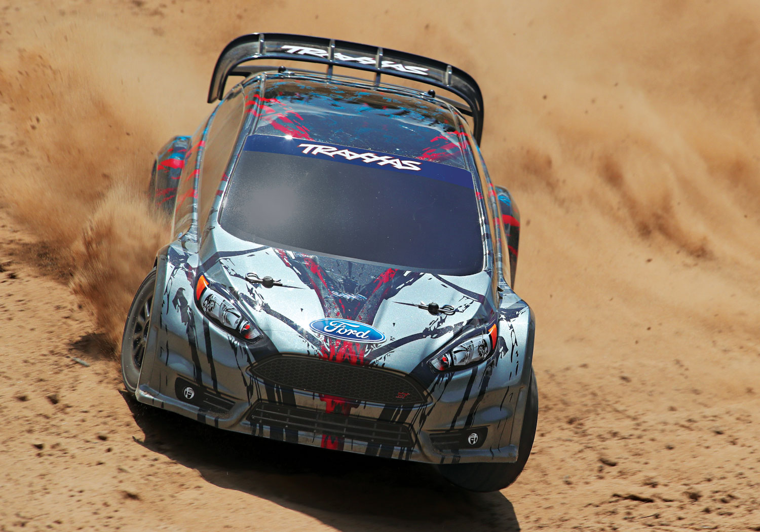 The only way to duplicate the physics-defying hang-it-out driving style of real rally racers is with 4WD and the Fiesta ST delivers with shaft ... & Product Spotlight u2013 Fiesta ST Rally | Traxxas markmcfarlin.com