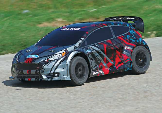 Traxxas Ford Fiesta ST Rally | RC Rally Car