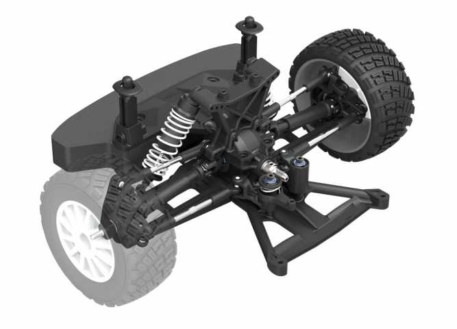 Rally Front Suspension