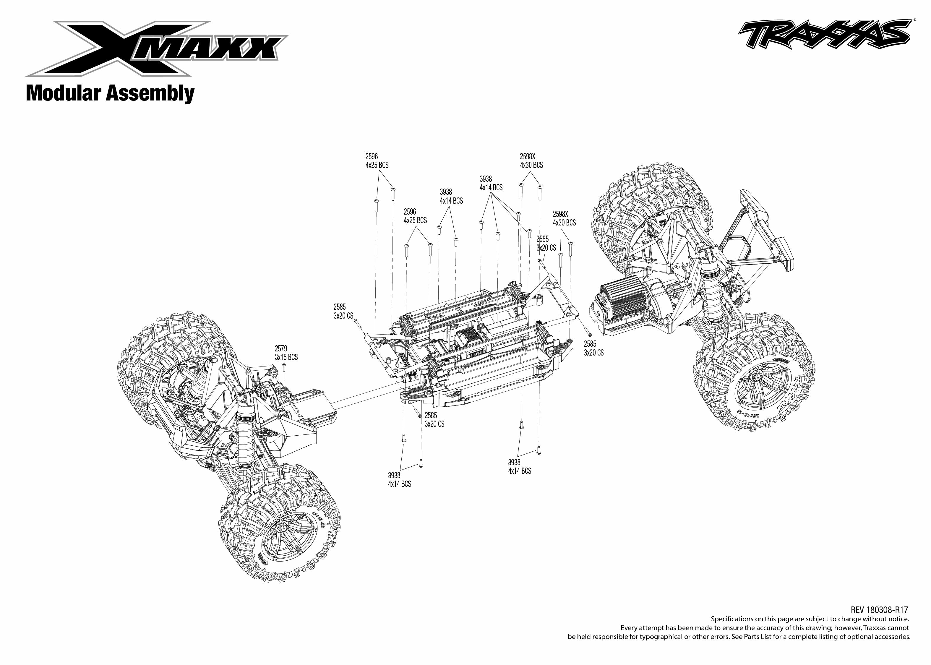 exciting e maxx parts diagram gallery