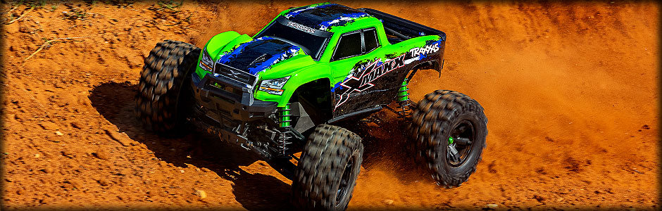 X-Maxx RC Monster Truck
