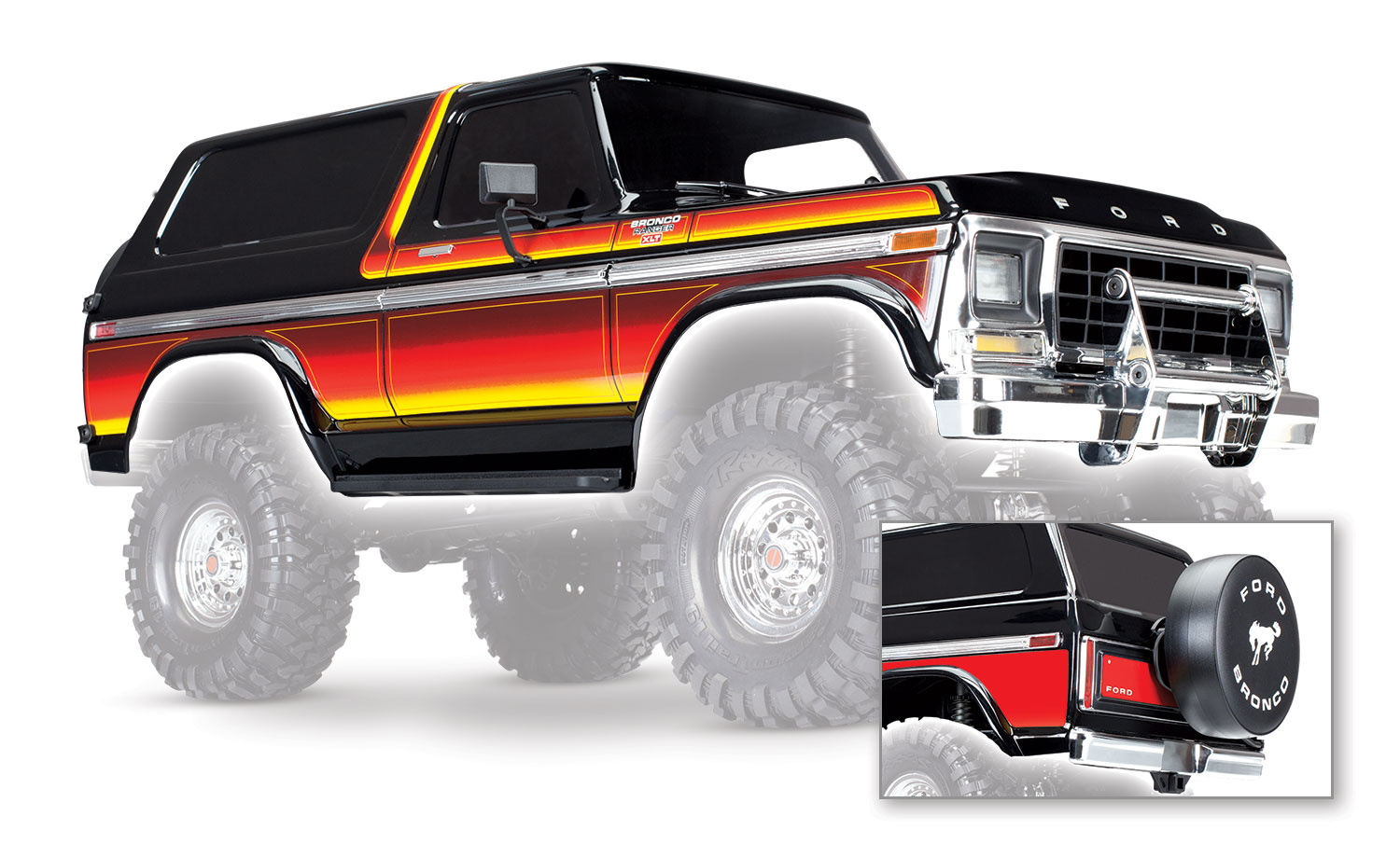 Ford Bronco Body