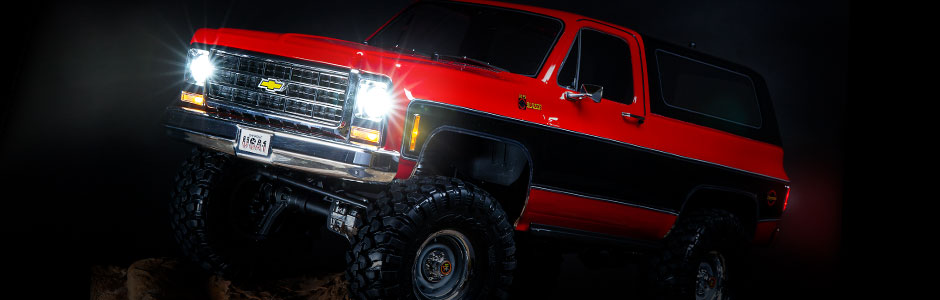 Blazer LED Light Kit (#8038)