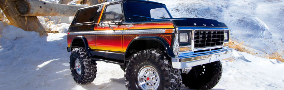 1979 Ford Bronco Sunset