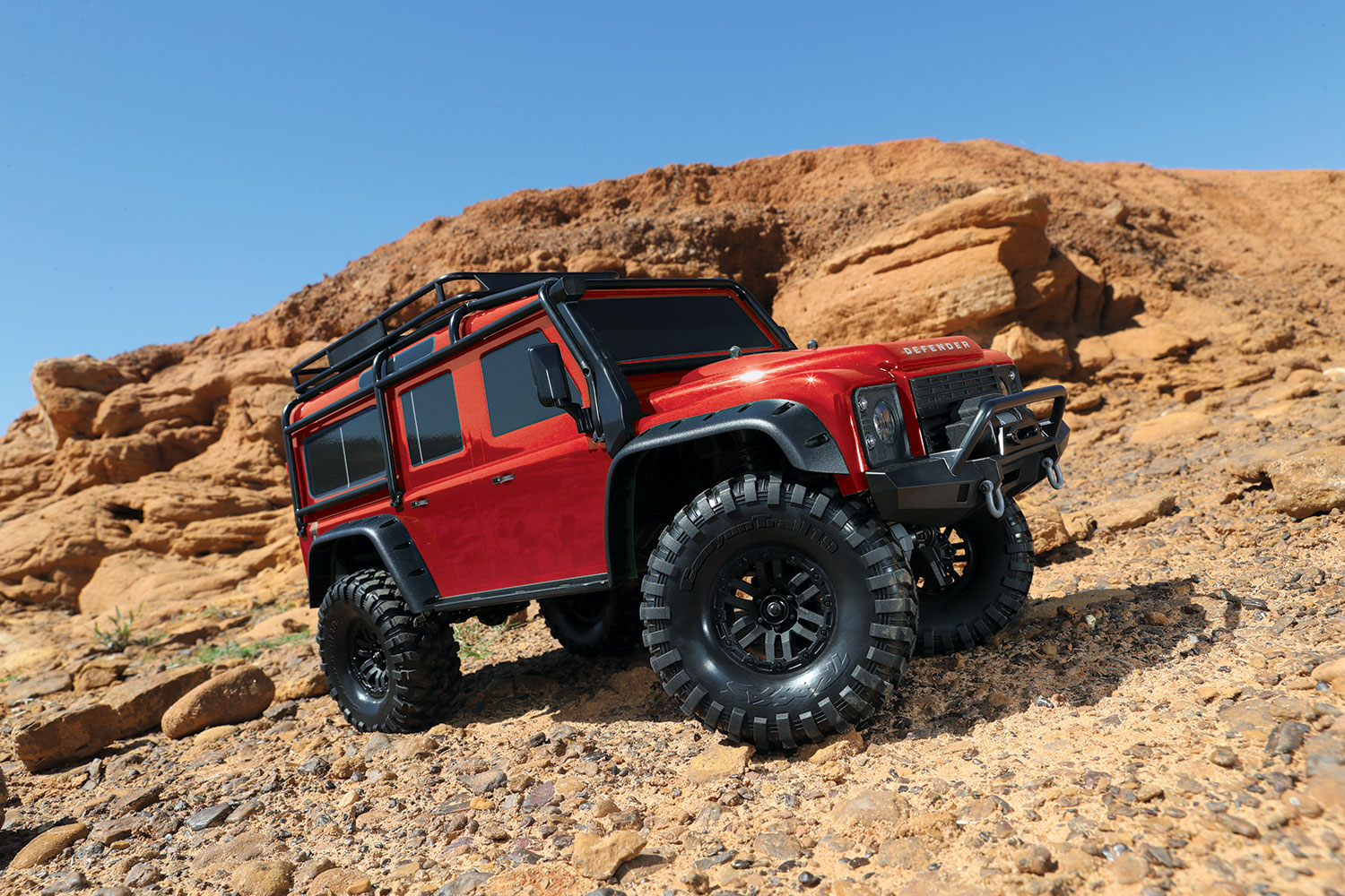 Traxxas TRX-4 1/10 Scale And Trail Crawler - Page 6 82056-4-Defender-Rocks-Still-3qrtr-LtoR-DX1I0042