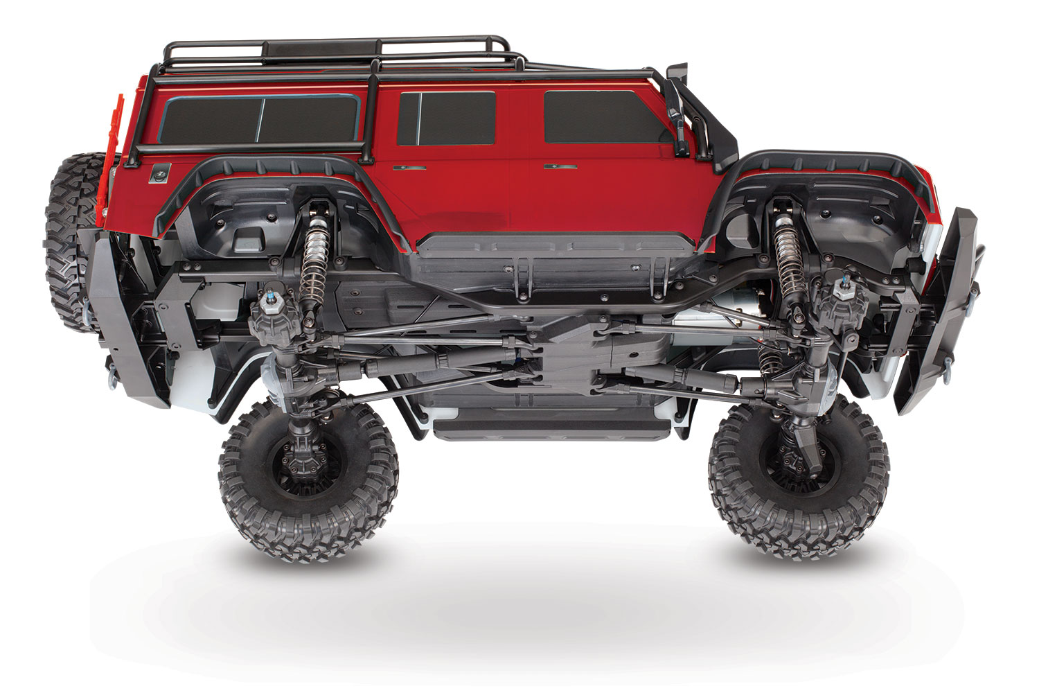 Traxxas TRX-4 1/10 Scale And Trail Crawler - Page 6 82056-4-underneath-body-on