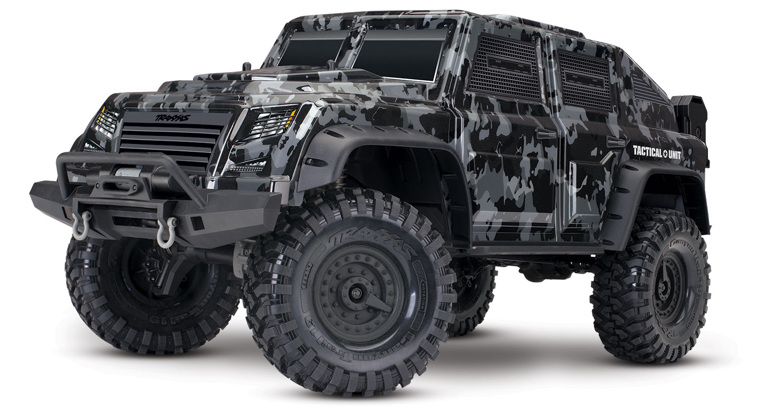 TRX-4 Tactical Unit