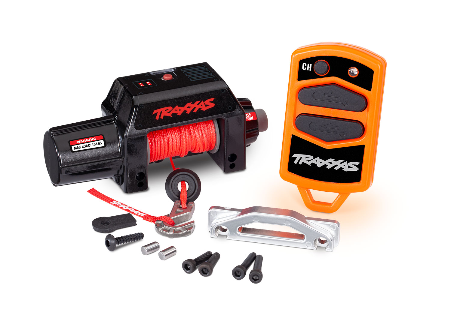 8855 Pro Scale® Remote Operated Winch for TRX-4 and TRX-6