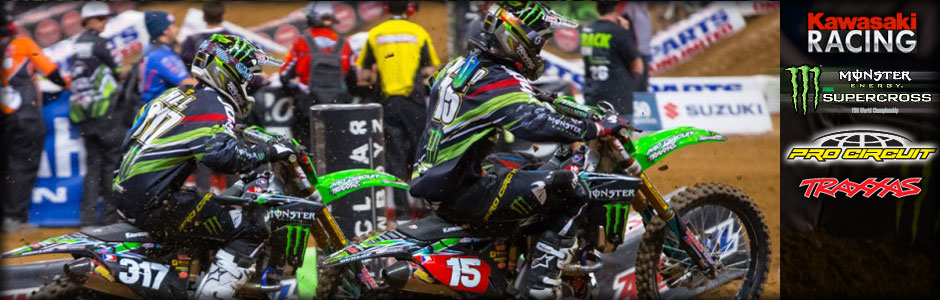 Dean Wilson races to another podium finish in St. Louis