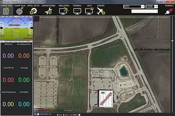 Mission Planner and Google Earth | Traxxas