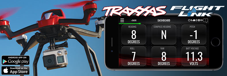 Traxxas Flight Link App
