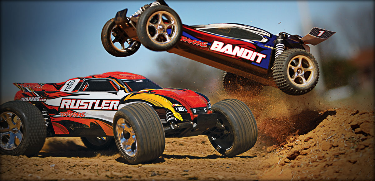 Ford Racing Parts >> RC Cars and Trucks | Traxxas, The Fastest Name in Radio ...