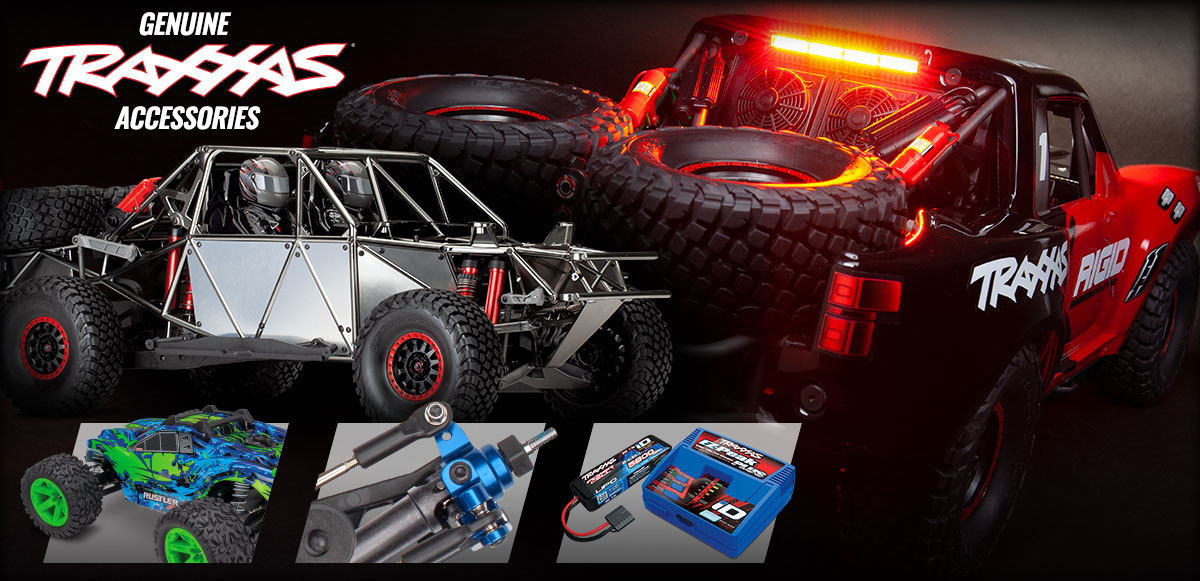Genuine Traxxas Accessories
