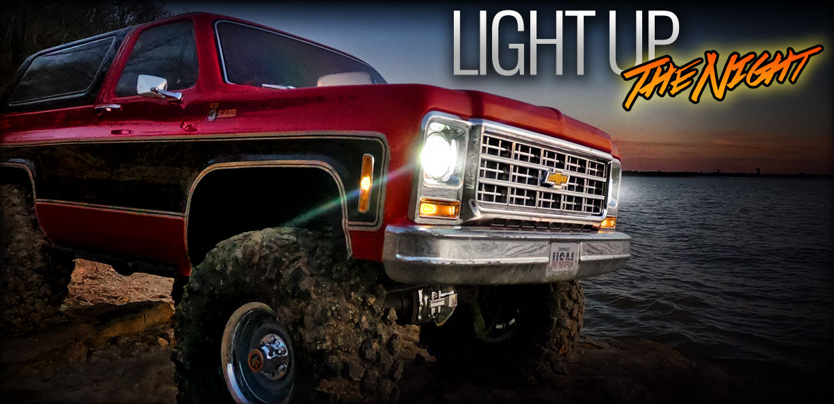 K5 Blazer LED Light Kit