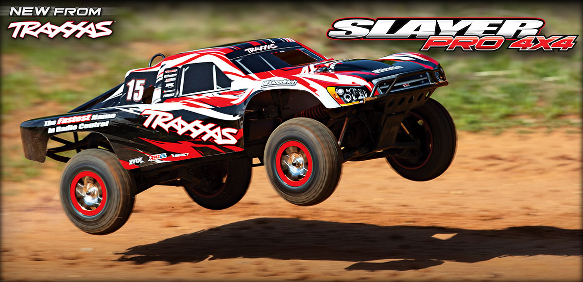 RC Cars | RC Trucks | Traxxas