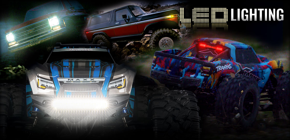 Traxxas LED Lighting