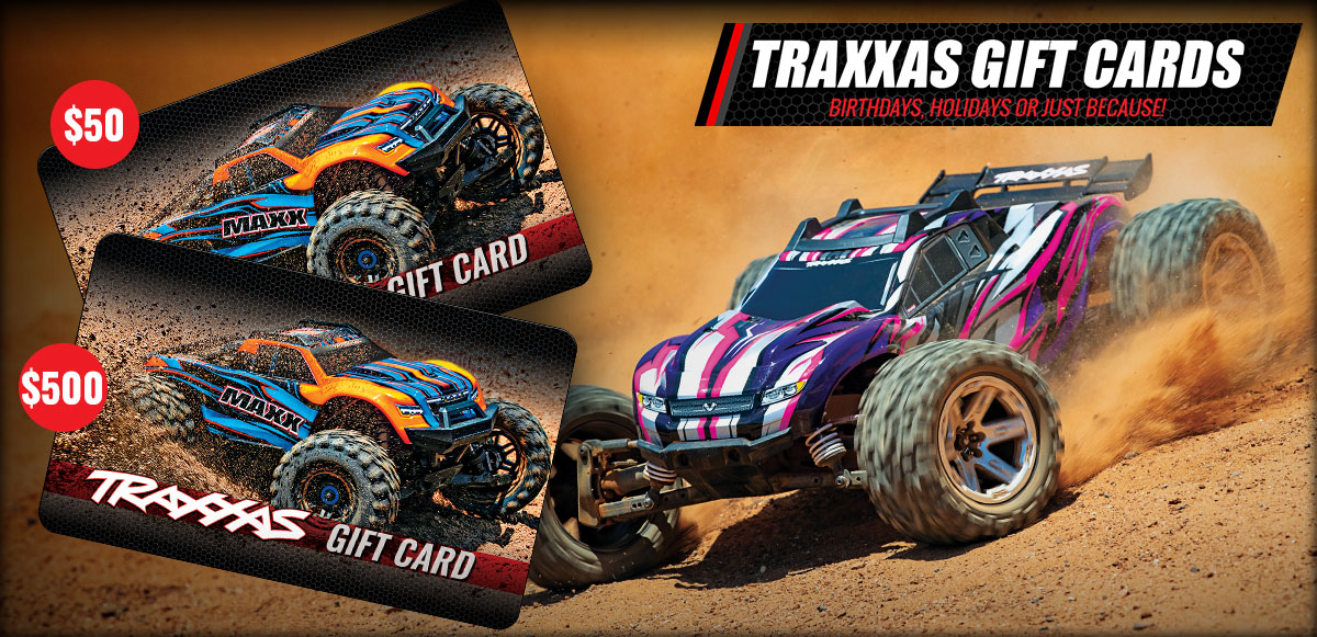 Traxxas Gift Cards
