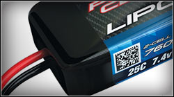 LiPo iD Power Cell Battery #2869X