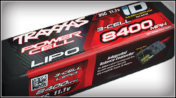 LiPo iD Power Cell Battery