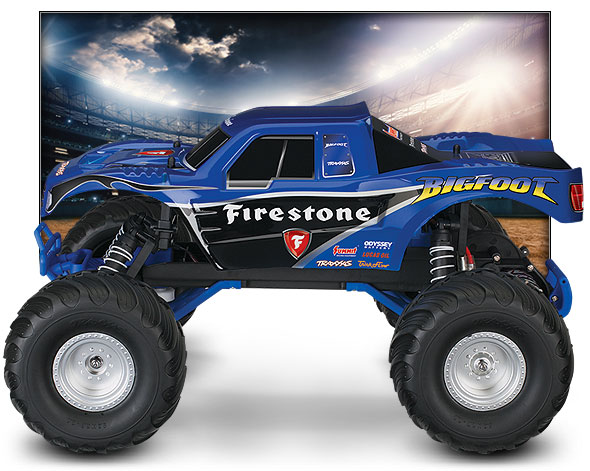 traxxas rc monster trucks with Bigfoot Modern on Illuzion Scalpel Speed Run Body additionally Event Coverage Mega Truck Mud Race Axial Iron Mountain Depot Recon G6 besides P478227 in addition Traxxas Nitro St ede 2 4GHz W 2  DC Charger 41094 1 furthermore 112367495013.