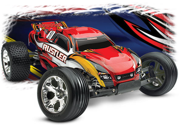 Image result for Traxxas Rustler RTR