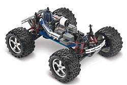 T-Maxx 3.3 (#49077-1 / #49077 / #4907) Three-Quarter Chassis