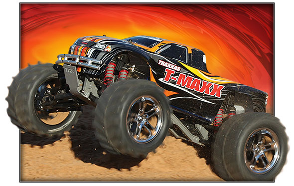 T-Maxx Classic (#49104-1) Action