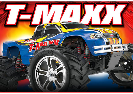 4910 01 1024x768 o TRAXXAS T Maxx #49104 & 1/16 E Revo #71054 Released!