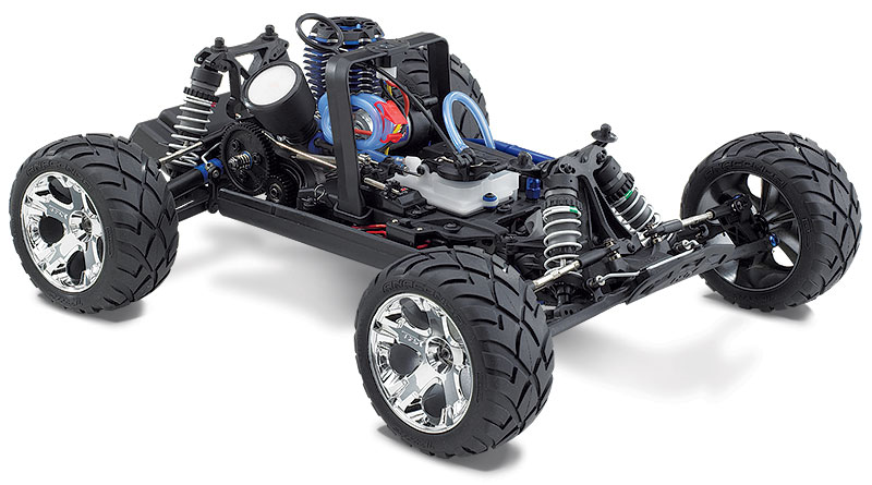 Jato 3.3 (#55077-3) Chassis Three-Quarter View
