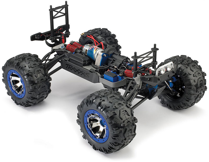 Summit (#56076-4) Three-Quarter Chassis View