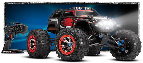 Traxxas Summit brushless 5607-Summit-w-tqi-4ch_m