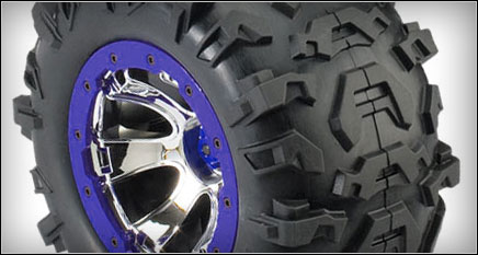 Geode™ Wheels, Soft Foam Inserts and Canyon AT™ Tires