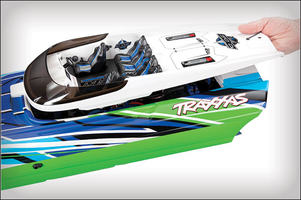 Traxxas DCB M41 (#57046-4) Easy Access Hatch