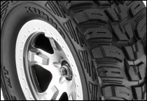 Soft-Compound Tires