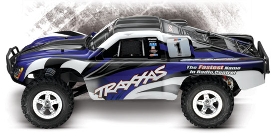Traxxas Slash 2WD brushed without battery or charger – Hobby