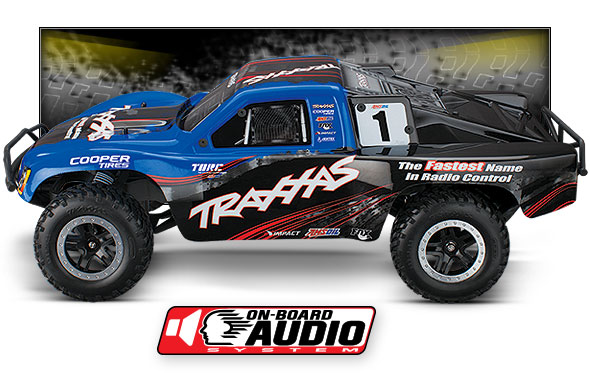 Traxxas Slash 2WD RTR Short Course w/ OBA iD, HOBBY SHOP