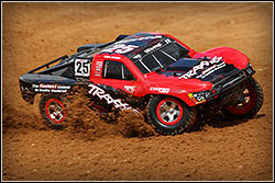 Slash OBA (#58034-2) Action side (#25 Traxxas ) (replica)