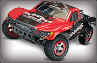 Slash (#58034-1) High Three-Quarter View (Mark Jenkins Edition,Traxxas #25) (2014)