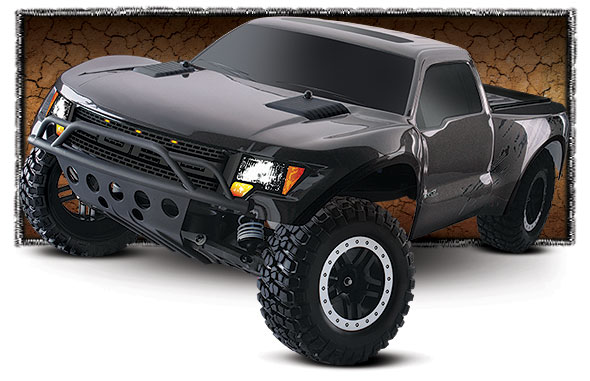 Ford Raptor 110Scale Ford Raptor with TQ 24GHz radio system