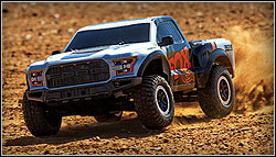 Ford F-150 Raptor (#58094-1) Action (Black)