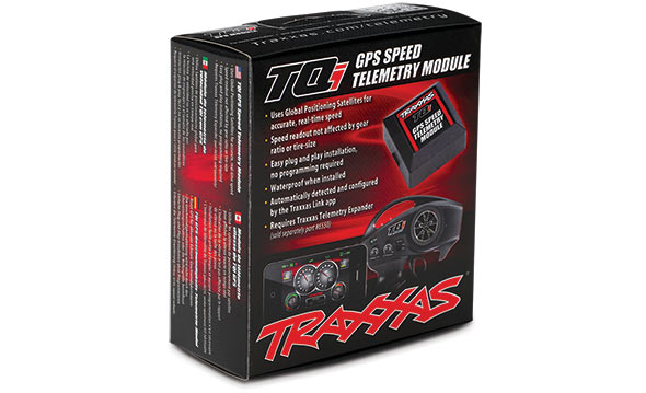 TRAXXAS TELEMETRY OPTIONS
