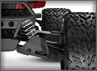 Stampede 4x4 VXL (#6708) Suspension