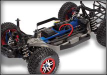 Slash 4X4 Platinum (#6804R) - Chassis