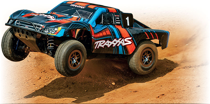Slash 4X4 Ultimate (#68077-4) Action (Orange)