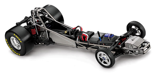 Traxxas new 1/8 drag car 6907-3qtr-chassis_m
