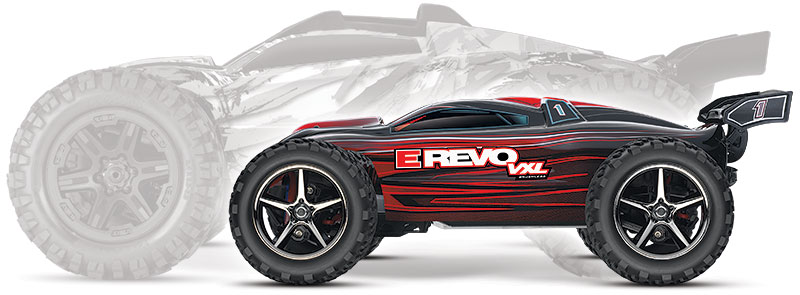 1/16th E-Revo VXL (#71076-3) Scale Looks