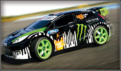 7309 action drift2 d TRAXXAS 1/16 RALLY with Ken Block/Monster Energy Graphics is coming!