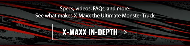 X-maxx Landing Page Button