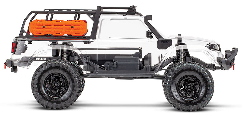 TRX-4 Sport Kit (#82010-4) Side View (shown as assembled)