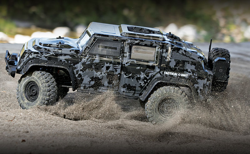 TRX-4 Tactical Unit (#82066-4)